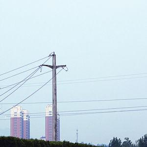 10 Kv Monopole Tower Power Transmission pictures & photos