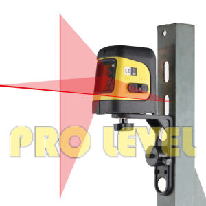 with Positioning Bracket Pocket Cross Laser Level (SK-112R) pictures & photos