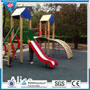 Recycle Rubber Tile/Outdoor Rubber Tile/Playground Rubber Tiles pictures & photos