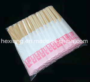 Print Wrapping Paper with Customer Logo Bamboo Chopsticks pictures & photos
