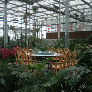 Factory Directly Quality Eco-Sightseeing Greenhouse / Hot Sale Sunhouse pictures & photos