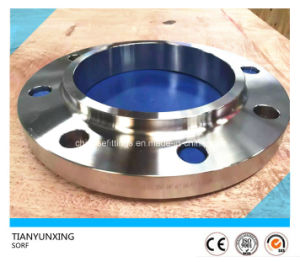 Forging Sorf Nace Stainless Steel Slip on Flange pictures & photos