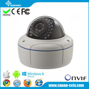 2014 New Product Vandalproof IR Dome IP Camera