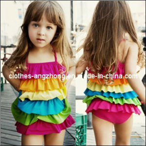 Cute Baby Girl One Piece Swimsuit