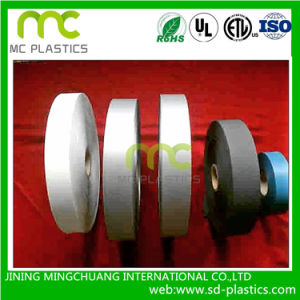 PVC Slitted Products From Transparent Roll or Jumbo Tape Roll pictures & photos