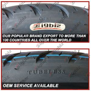Heavy Duty 6pr off Road (60/80-17) Columbia Motorcycle Tires pictures & photos