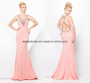 Cross Back Evening Gowns Mermaid Sexy Fashion Formal Dresses Ra938 pictures & photos