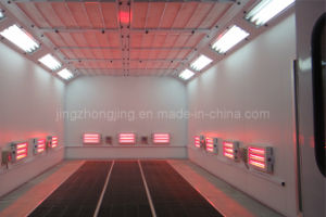 Infrared Heating System Paint Booth (JZJ-9200) pictures & photos