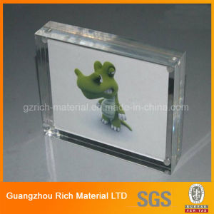 Magnet Acrylic Picture Frame/Plastic PMMA Acrylic Photo Frame pictures & photos