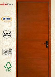 Full Solid Wood Door Interior Design Cheap Door pictures & photos