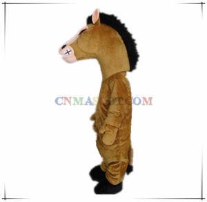 Fantastic Super Realistic Horse Mascot Costume for Sale pictures & photos