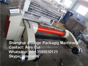 Single Roll Hydrualic Shaftless Unwinding Stand for Carton Machine