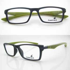 Best Selling Design Double Injected Optical Frames pictures & photos
