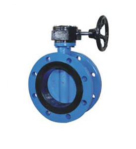 Double Flanged Butterfly Valves (7204)