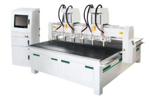 Wood/ Acrylic/ PP Foam/ Plastic CNC Engraving Machine Me-2020X6b