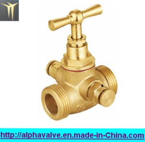 Brass Stop Valve (a. 0147) pictures & photos