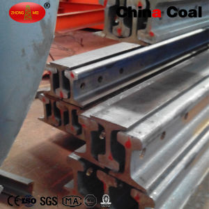 GB Standard 60kg Steel Rail 12.5m Length pictures & photos
