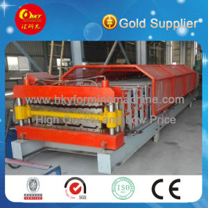 High Quality Roof Sheet Roll Forming Machine Line pictures & photos