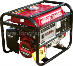 1kw Sh1900dx Elefuji Silent Portable Gasoline Generator pictures & photos