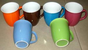 14oz Ceramic Solid Color Mug