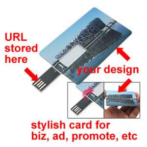URL Autorun Promo USB Web Key