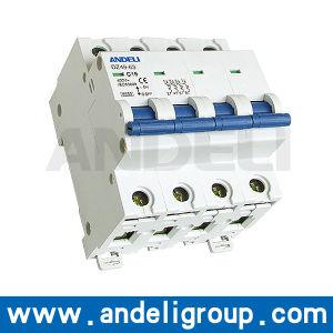 4 Pole Mini Circuit Breaker MCB (DZ49-63) pictures & photos