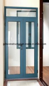 French Door/Aluminum Door/Aluminium Hinges Door pictures & photos