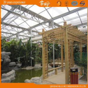 Glass Greenhouse for Commercial Picking Garden pictures & photos