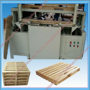 China Supplier Wood Pallet Machine for Sale pictures & photos