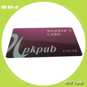 ISO Em4550 125kHz RFID Smart Card for RFID Tracking System (GYRFID) pictures & photos