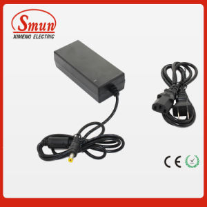 12V5a 60W Desktop Power Adapter 100-240VAC pictures & photos