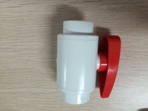 Plastic New Item High Quality Ball Valve pictures & photos