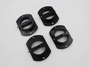 Black Anodizing CNC Machining Part Molding Part pictures & photos