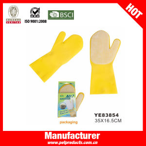 Pet Washing Gloves, Dog Skin Gloves (YE83854) pictures & photos