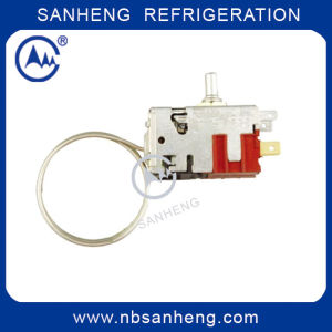 Refrigerator Thermostat with Good Quality (077B0023) pictures & photos