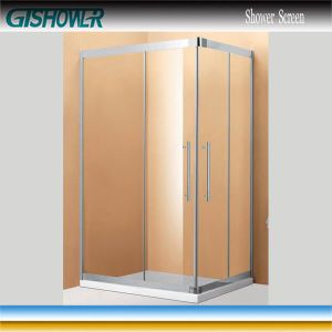 Sliding Glass Corner Shower Cabinet (BF0542L) pictures & photos