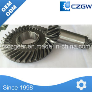 High Precision Transmission Gear Bevel Gear by Customized pictures & photos