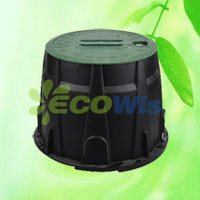 Plastic Irrigation Control Valve Box pictures & photos