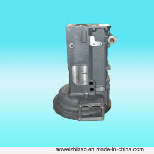 Customized Ductile Iron Casting Gearbox by Shell Casting, ISO9001: 2008, Awkt-0006 pictures & photos