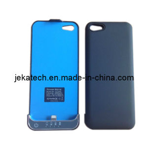 2200mAh Portable Rechargeable External Battery Charger Case for iPhone 5/5s pictures & photos