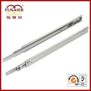 45mm Basket Full Extension Ball Bearing Drawer Slides (with hooks) pictures & photos