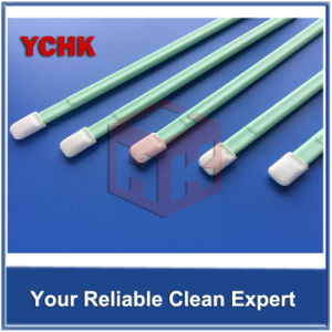 Good Performance Polyester Cleaning Swab In Drug Mouth Swab Test pictures & photos