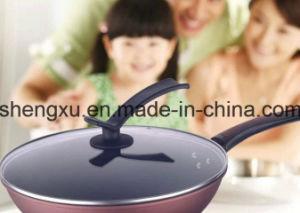 Pure Iron Non-Stick No-Oil Smoke Pure Iron Wok SX-JNY00 pictures & photos