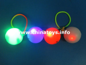 Wholesale High Quantity LED Finger Toy Ball Yoyo (1014505) pictures & photos