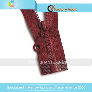 No. 7 Resin Zipper pictures & photos