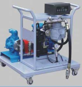 Mechnical Mobile LPG Dispenser (MLD-50)