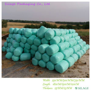 Silage Wrap Silage Film for Round Bales of Silage pictures & photos