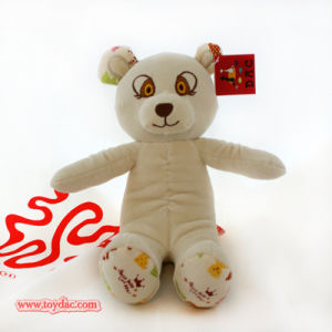 Plush Patent Toy Organic Bear pictures & photos
