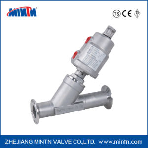 K5-Pneumatic Angle Seat Valve-Clamp Ends pictures & photos