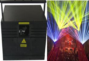 10W Cartoon Laser Lamp (B-RGB)